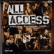 Click here for more info about 'Original Soundtrack - All Access: Front Row. Backstage. Live!'