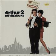 Click here for more info about 'Original Soundtrack - Arthur 2 - On The Rocks - Sealed'