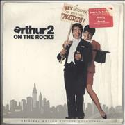 Click here for more info about 'Original Soundtrack - Arthur 2 On The Rocks'