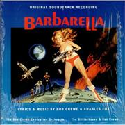 Click here for more info about 'Original Soundtrack - Barbarella - Blue vinyl'