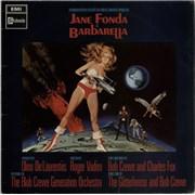 Click here for more info about 'Original Soundtrack - Barbarella - VG'