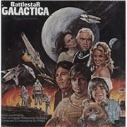 Click here for more info about 'Original Soundtrack - Battlestar Galactica - shrink'