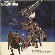 Click here for more info about 'Original Soundtrack - Battlestar Galactica + Poster'