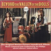 Click here for more info about 'Original Soundtrack - Beyond The Valley Of The Dolls - Clear Vinyl - Sealed'