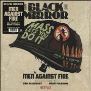 Click here for more info about 'Original Soundtrack - Black Mirror: Men Against Fire - Green Vinyl'
