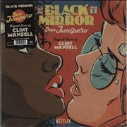 Click here for more info about 'Original Soundtrack - Black Mirror: San Junipero - Turquoise Vinyl'
