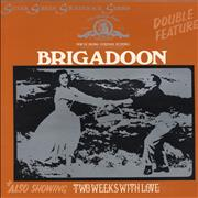 Click here for more info about 'Original Soundtrack - Brigadoon / Two Weeks With Love'