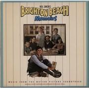 Click here for more info about 'Original Soundtrack - Brighton Beach Memoirs'