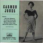 Click here for more info about 'Original Soundtrack - Carmen Jones EP'