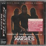 Click here for more info about 'Original Soundtrack - Charlie's Angels: Full Throttle - Music From The Motion Picture'