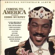 Click here for more info about 'Original Soundtrack - Coming To America'