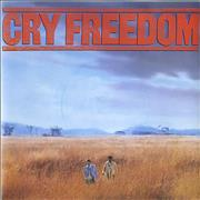 Click here for more info about 'Original Soundtrack - Cry Freedom'