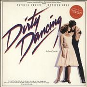 Click here for more info about 'Original Soundtrack - Dirty Dancing - Round Stickered Sleeve'