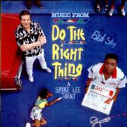 Click here for more info about 'Original Soundtrack - Do The Right Thing'