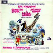 Click here for more info about 'Original Soundtrack - Doctor Dolittle'