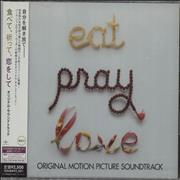 Click here for more info about 'Original Soundtrack - Eat Pray Love + Obi - Sealed'