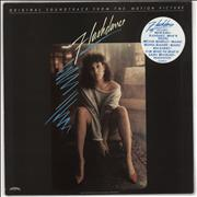 Click here for more info about 'Original Soundtrack - Flashdance - Stickered Sleeve'