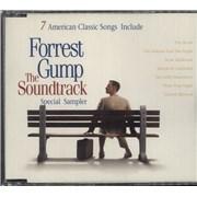 Click here for more info about 'Original Soundtrack - Forrest Gump: The Soundtrack - Special Sampler'