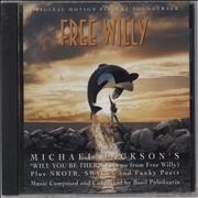 Click here for more info about 'Original Soundtrack - Free Willy'