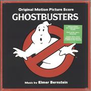Click here for more info about 'Original Soundtrack - Ghostbusters - Clear & Slime Vinyl - Sealed'
