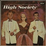 Click here for more info about 'Original Soundtrack - High Society - 1st - EX'