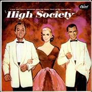 Click here for more info about 'Original Soundtrack - High Society - Rainbow Rim'