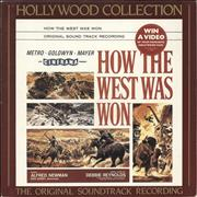 Click here for more info about 'Original Soundtrack - How The West Was Won + Poster'