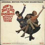 Click here for more info about 'Original Soundtrack - How To Succeed In Business Without Really Trying - Mono'