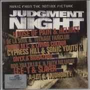 Original Soundtrack Judgment Night - 180gm UK vinyl LP