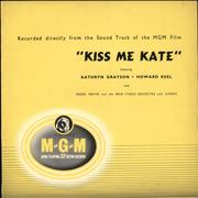 Click here for more info about 'Original Soundtrack - Kiss Me Kate'