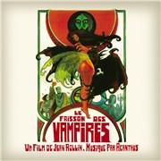 Original Soundtrack Le Frisson Des Vampires - Red Vinyl UK vinyl LP