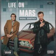 Click here for more info about 'Original Soundtrack - Life On Mars / Ashes To Ashes Original Soundtrack'