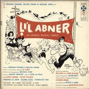 Click here for more info about 'Original Soundtrack - Li'l Abner + Sheet Music'