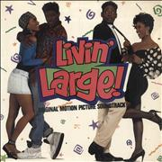 Click here for more info about 'Original Soundtrack - Livin' Large Original Soundtrack'