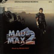 Click here for more info about 'Original Soundtrack - Mad Max 2'