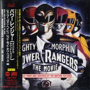 Click here for more info about 'Original Soundtrack - Mighty Morphin Power Rangers - The Movie'