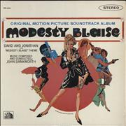 Click here for more info about 'Original Soundtrack - Modesty Blaise - shrink'