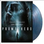 Click here for more info about ' - Prometheus - Blue Marbled Vinyl + Litho'