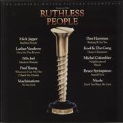 Click here for more info about 'Original Soundtrack - Ruthless People - gold stamp'