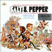 Click here for more info about 'Johnny Dankworth - Salt & Pepper - 180gm'