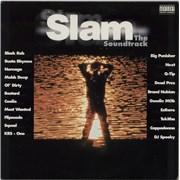 Original Soundtrack Slam - The Soundtrack USA 2-LP vinyl set