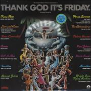 Click here for more info about 'Original Soundtrack - Thank God It's Friday - Double LP & 12