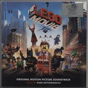 Original Soundtrack The Lego Movie - Red Vinyl UK vinyl LP