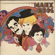 Click here for more info about 'Original Soundtrack - The Marx Brothers - The Original Voice Tracks From Their Greatest Films'