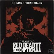 Click here for more info about 'Original Soundtrack - The Music Of Red Dead Redemption II  (Original Soundtrack)- Red vinyl'