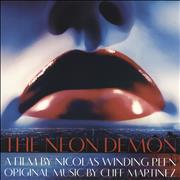 Click here for more info about 'Original Soundtrack - The Neon Demon - Blue and Red Vinyl'