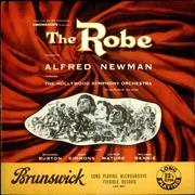 Click here for more info about 'Original Soundtrack - The Robe'