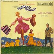 Click here for more info about 'Original Soundtrack - The Sound Of Music - 1st - EX'