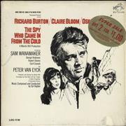 Click here for more info about 'Original Soundtrack - The Spy Who Came In From The Cold'