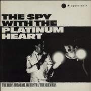 Click here for more info about 'Original Soundtrack - The Spy With The Platinum Heart'